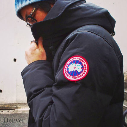 Attention up Parka CANADA GOOSE Macmillan all 3 color
