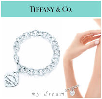 【Tiffany & Co】Return to Tiffany Heart Tag Charm Bracelet