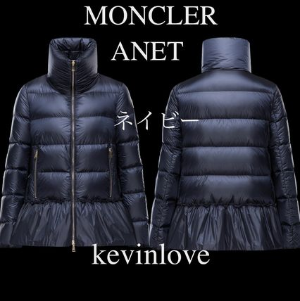 Many times inevitable magazine model MONCLER ANET Navy