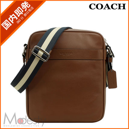 【日本国内即日発送】 COACH F54782 CWH FLIGHT BAG SMTH LTHR