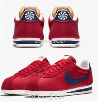 【NIKE】 CLASSIC CORTEZ NYLON Athletics West(AW) 赤×紺