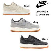 全3色!! ◆NIKE◆ Air Force 1 07 Premium