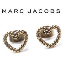 17SS新作 ☆MARC JACOBS☆ ROPE HEART STUDS ピアス♪