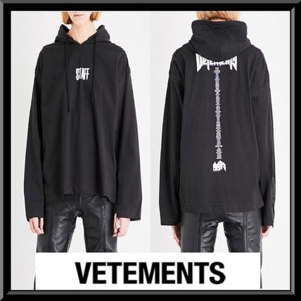 sold out inevitable / VETEMENTS oversize Parker