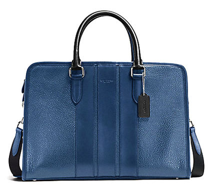 COACH bond brief bag