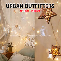 Urban Outfitters(アーバンアウトフィッターズ) 照明 送料関税無料☆Urban Outfitters☆Copperスターストリングライト