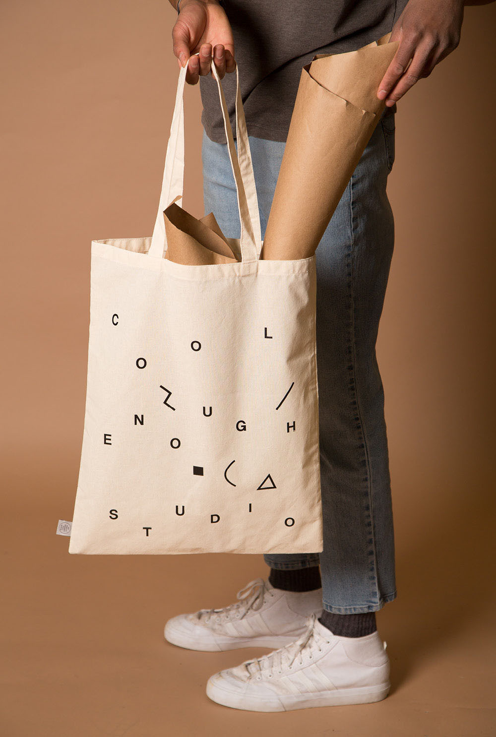 COOL ENOUGH STUDIO / THE BAG*THE MIRROR SET