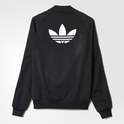 adidas ブルゾン [adidas][Women's Originals]正規品 SUPERGIRL TRACK TOP BK5931(2)