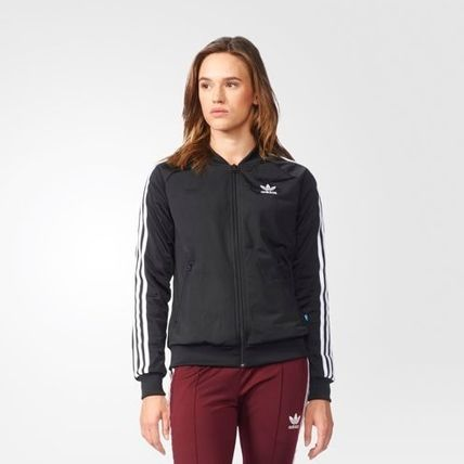 adidas ブルゾン [adidas][Women's Originals]正規品 SUPERGIRL TRACK TOP BK5931(6)