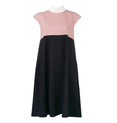 Dilthunderneiby color block dress