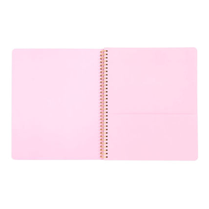 ban.do ノート ban.do★大判ノート large notebook(I Am  Very Busy・ピンク)(2)