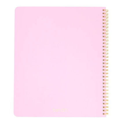 ban.do ノート ban.do★大判ノート large notebook(I Am  Very Busy・ピンク)(4)