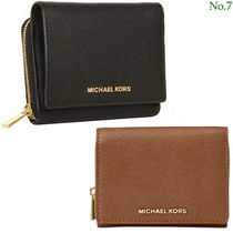 SALE●Michael Kors●Jet Set Travel IDポケット付二つ折り財布