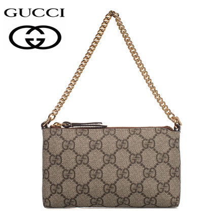 GUCCI women's long wallet clutch
