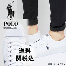 Ralph Lauren Churston Trainers♪