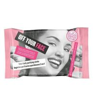 SOAP AND GLORY(ソープ アンド グローリー) ビューティーその他 S&G Off You Face 3 in 1 Daily Purifying Cloths 25 Pack
