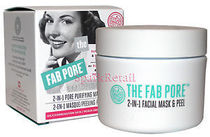 SOAP AND GLORY(ソープ アンド グローリー) パック・フェイスマスク S&G The Fab Pore 2in1 Pore Purifying Mask Peel 50ml