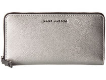 MARC JACOBS☆ Saffiano Tricolor Metallic  Continental Wallet