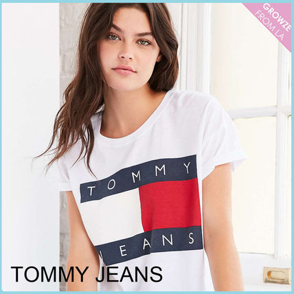 Tommy Hilfiger Tシャツ・カットソー 【Tommy Jeans】新作☆ '90s ロゴ Tシャツ☆3色