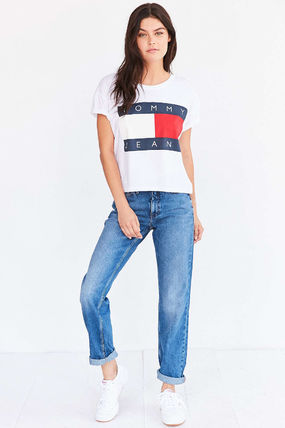 Tommy Hilfiger Tシャツ・カットソー 【Tommy Jeans】新作☆ '90s ロゴ Tシャツ☆3色(2)