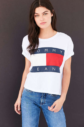 Tommy Hilfiger Tシャツ・カットソー 【Tommy Jeans】新作☆ '90s ロゴ Tシャツ☆3色(3)