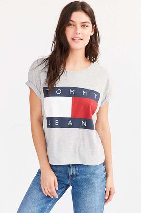 Tommy Hilfiger Tシャツ・カットソー 【Tommy Jeans】新作☆ '90s ロゴ Tシャツ☆3色(6)
