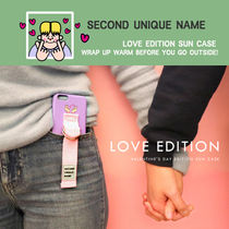 【SECOND UNIQUE NAME】LOVE EDITION 2色 /iPhone 5,6,7