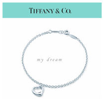 【Tiffany & Co】Elsa's Open Heart Bracelet in silver