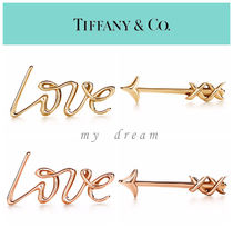 【Tiffany & Co】Paloma's LOVE & ARROW シングルピアス♪