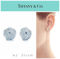 【Tiffany & Co】Tiffany Twist Knot Earrings in silver