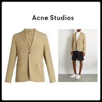 【17SS】Acne Studios|Antibes Pop コットンブレザー