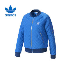 17SS 【即納】adidas ブルゾン QUILTED TRACK JACKET BK5988