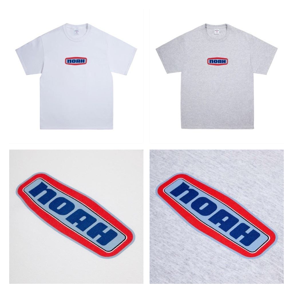 17SS新作!!「NOAH/ノア」GAS STATION TEE
