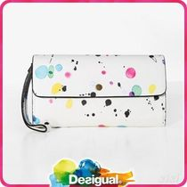 ☆キュート☆Desigual☆デスイグアルREVERSIBLE NEW SPLATTER