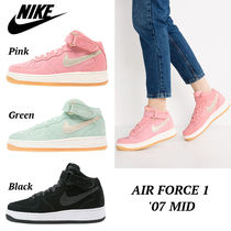 全3色!! ◆NIKE◆ AIR FORCE 1 '07 MID