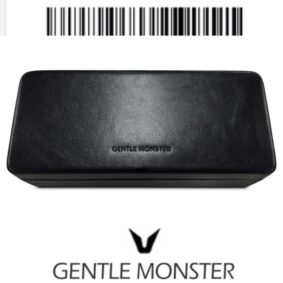 ★EMS急郵便無料 {{GENTLE MONSTER}} south side 01クリップ付き