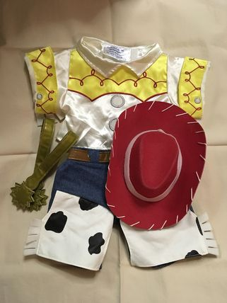 Used Jessie costume Woody Duffy shelliemay's