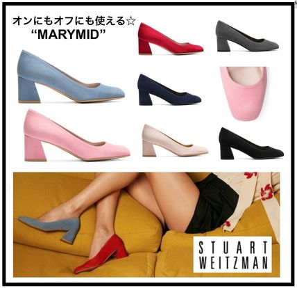 On/off Stuart Weitzman excellent pumps can be used both