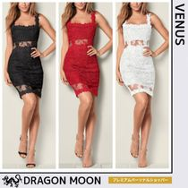 Venus*LACE BODYCON DRESS