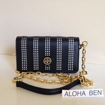 TORY BURCH  ROBINSON PERF MINI BAG  CROSSBODY お買得 即発送