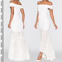 VENUS*STRAPLESS WEDDING MAXI DRESS