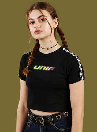 UNIF Clothing UNIF DERBY TOP Derby top