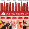 [NEW]3CE RED RECIPE LIP COLOR_レッドレシピリップ  (5色)