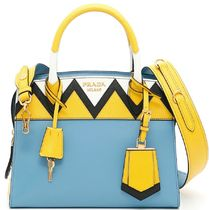 PR405 ESPLANADE SMALL BAG WITH JAGGED DETAIL