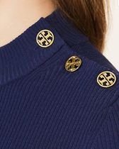 Tory Burch CAREY MOCKNECK SWEATER