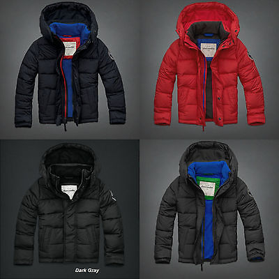 かっこいいlightly lined puffer jacket KID(10-12歳)