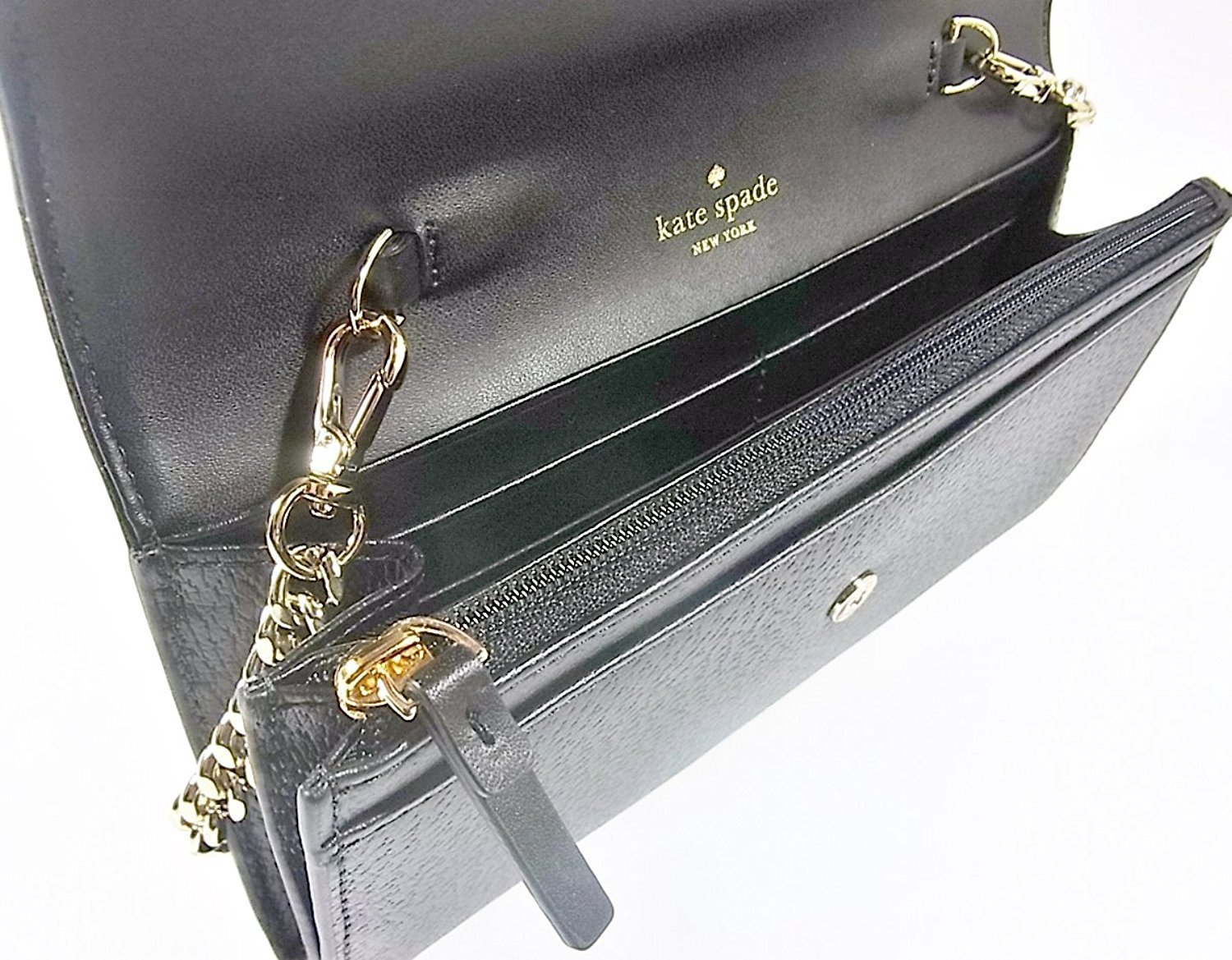 【即発】Kate Spade Milou Fordham Court Chain Wallet