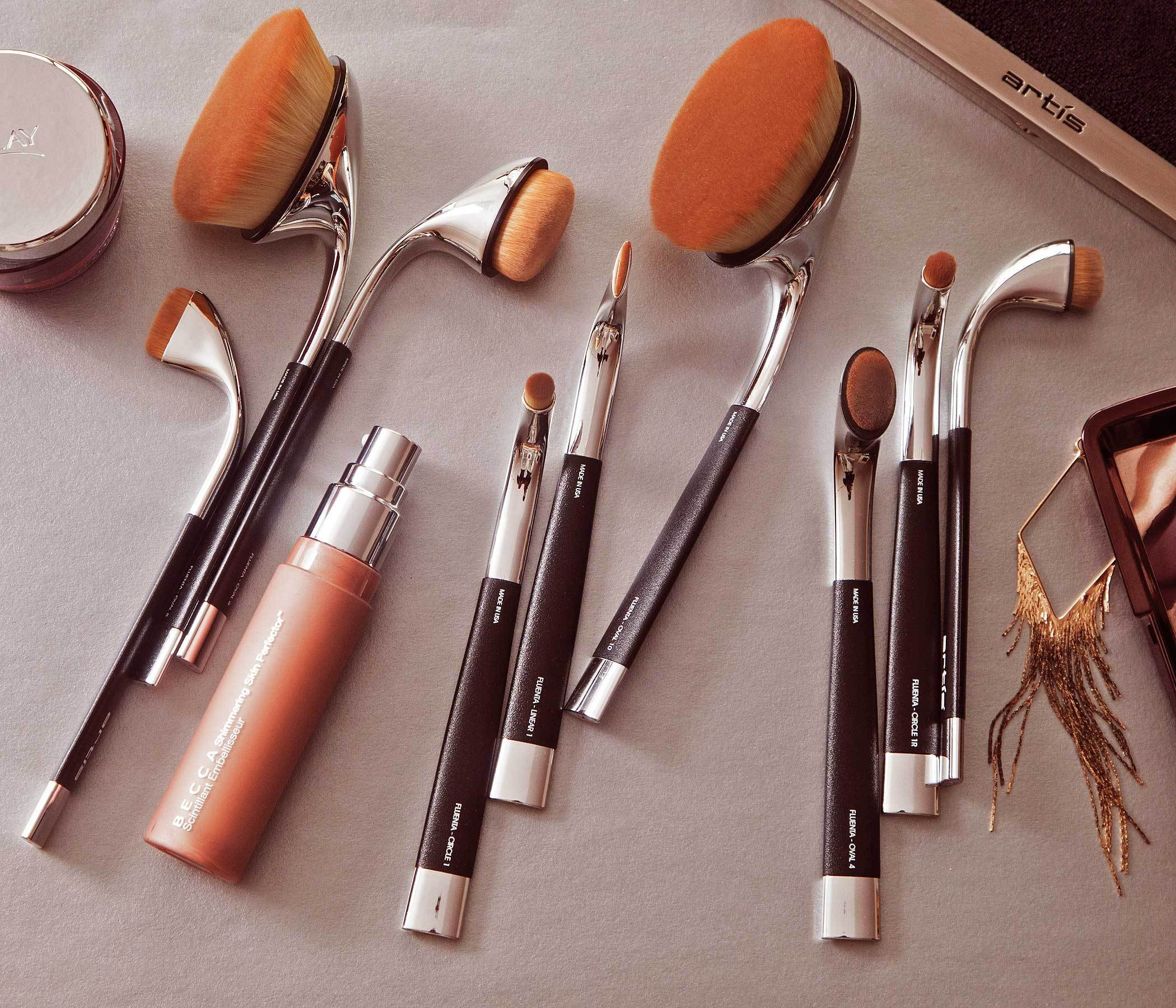 ARTIS BRUSH Fluenta 9 Brush Set / Fluenta 9本 セット