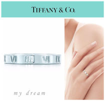 【Tiffany & Co】ATLAS RING in Sterling Silver