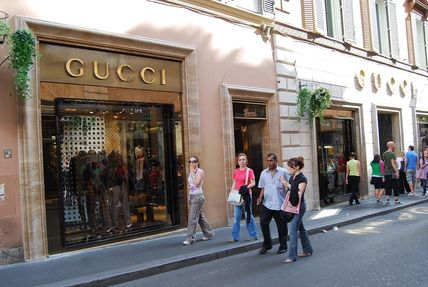 GUCCI Tシャツ・カットソー 関税/送料込★GUCCI プリントウォッシュヴィンテージ加工Tシャツ(5)